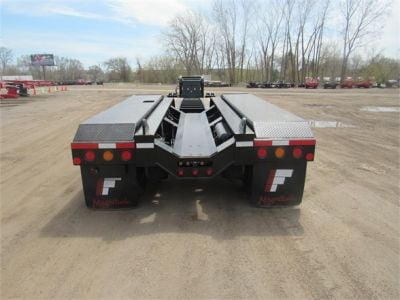 NEW 2020 FONTAINE 55 TON HRG W/ REAR FE LOWBOY TRAILER #11870-9