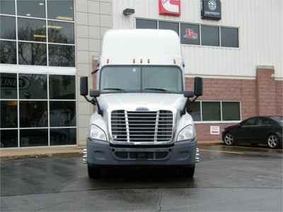 USED 2016 FREIGHTLINER CASCADIA 125 EVOLUTION SLEEPER TRUCK #12025-4