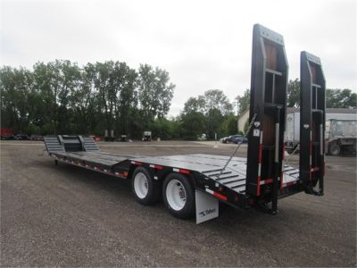 NEW 2020 TALBERT 35 TON FIXED NECK DOUBLE LOWBOY TRAILER #12117-2
