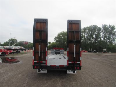 NEW 2020 TALBERT 35 TON FIXED NECK DOUBLE LOWBOY TRAILER #12117-8