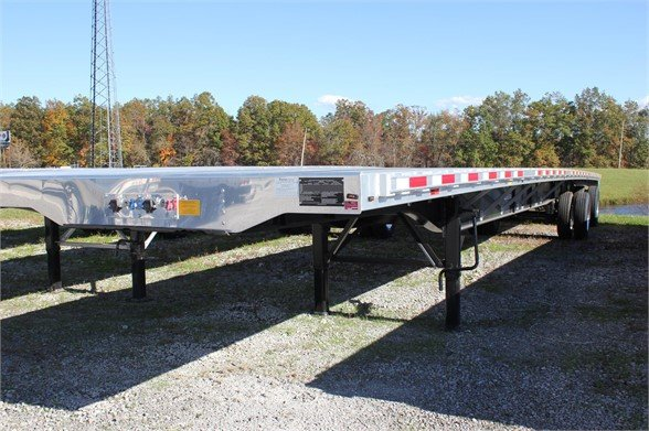 NEW 2016 TRANSCRAFT EAGLE FLATBED TRAILER #2438