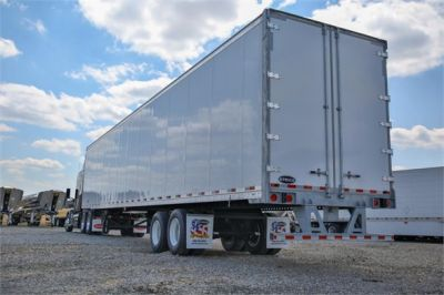 NEW 2019 STRICK 100.5 VAN TRAILER #2486-4