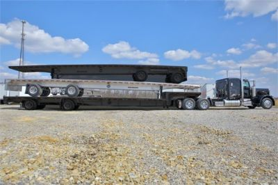 NEW 2019 MAC TRAILER MFG ROAD WARRIOR FLATBED TRAILER #2787-1