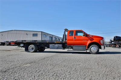 NEW 2018 FORD F650 ROLLBACK TOW TRUCK #2399-4