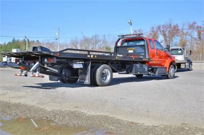 NEW 2018 FORD F650 ROLLBACK TOW TRUCK #2399-5