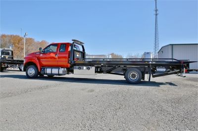 NEW 2018 FORD F650 ROLLBACK TOW TRUCK #2399-7