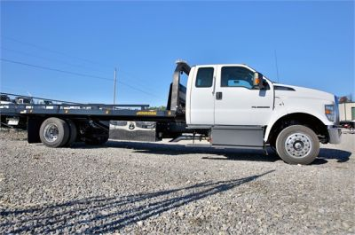 NEW 2018 FORD F650 ROLLBACK TOW TRUCK #2400-13