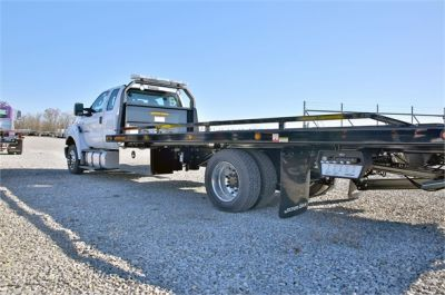 NEW 2018 FORD F650 ROLLBACK TOW TRUCK #2400-16