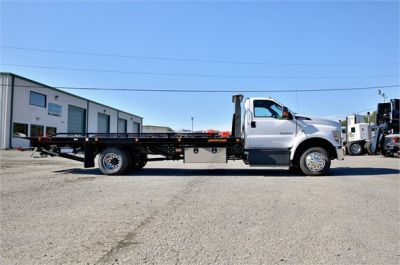 NEW 2018 FORD F650 ROLLBACK TOW TRUCK #2400-3