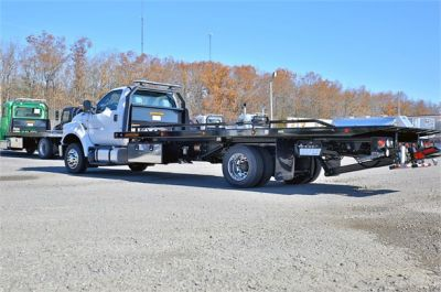 NEW 2018 FORD F650 ROLLBACK TOW TRUCK #2400-6