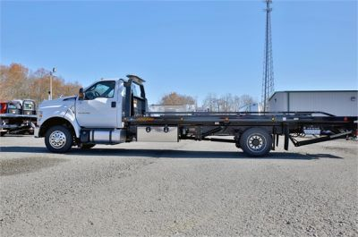 NEW 2018 FORD F650 ROLLBACK TOW TRUCK #2400-7