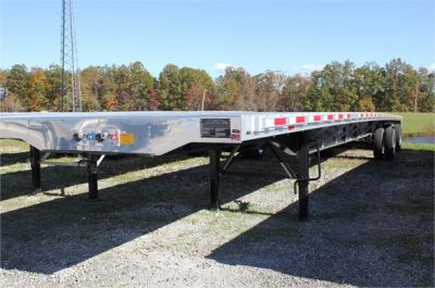 NEW 2016 TRANSCRAFT EAGLE FLATBED TRAILER #2438-1