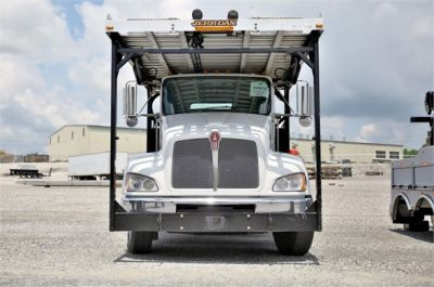 USED 2015 KENWORTH T370 ROLLBACK TOW TRUCK #2622-2