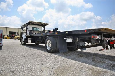 USED 2015 KENWORTH T370 ROLLBACK TOW TRUCK #2622-7