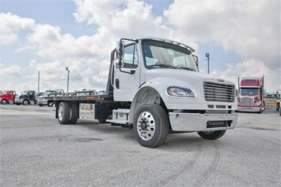 NEW 2018 FREIGHTLINER BUSINESS CLASS M2 106 ROLLBACK TOW TRUCK #2749-1