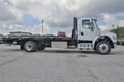 NEW 2018 FREIGHTLINER BUSINESS CLASS M2 106 ROLLBACK TOW TRUCK #2749-3