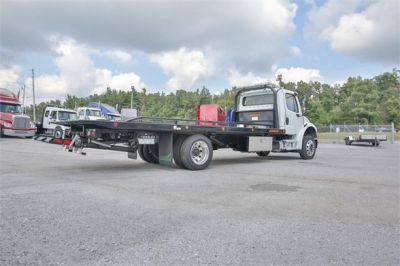 NEW 2018 FREIGHTLINER BUSINESS CLASS M2 106 ROLLBACK TOW TRUCK #2749-4
