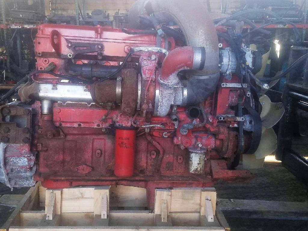 USED 2009 CUMMINS ISX 450 HP. COMPLETE ENGINE TRUCK PARTS #1782