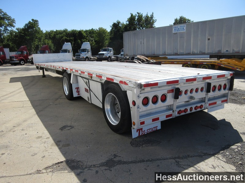 Used 1999 Reitnouer Step Deck Drop Deck Trailer For Sale