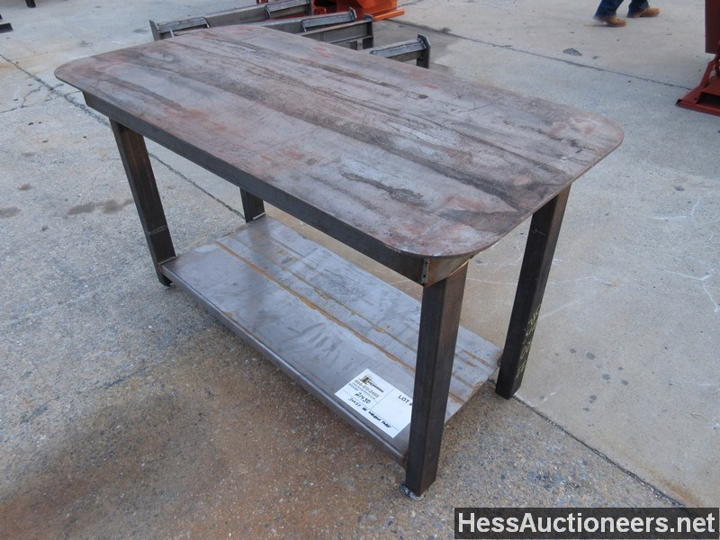 Welding Table For Sale >> Used 2016 Welding Table Work Bench For Sale In Pa 21428