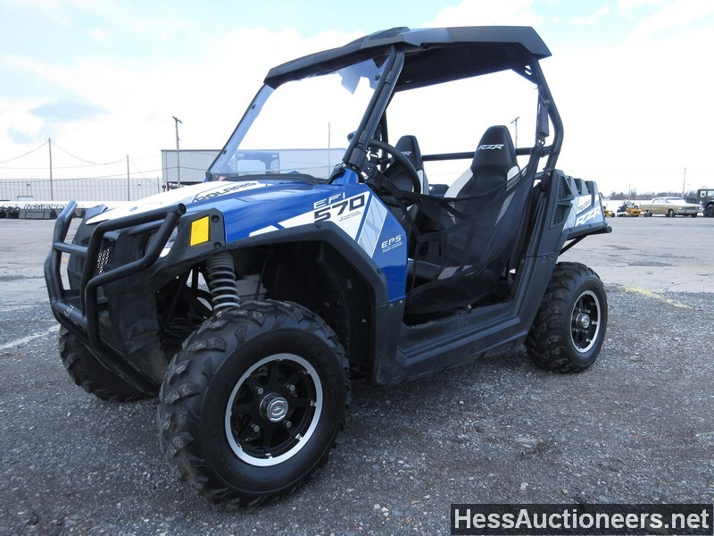 Marietta Used Cars >> USED 2014 POLARIS RZR 570EFI ALL TERRAIN GOLF CART FOR SALE IN PA #22760