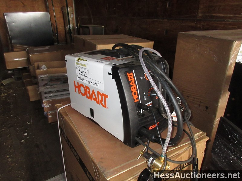 Hobart Welding Wire Specifications | Used Hobart 210mvp Welding Equipment For Sale In Pa 23132