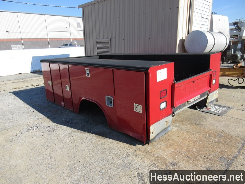 Reading Utility Body >> Used Reading 11 Service Utility Body For Sale In Pa 27848