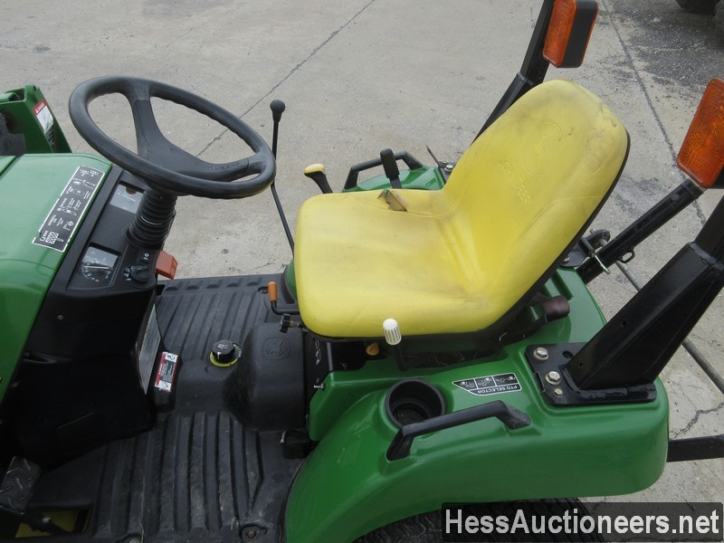 USED JOHN DEERE 2305 FARM TRACTOR EQUIPMENT #28156-12