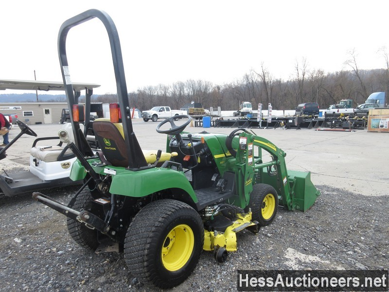 USED JOHN DEERE 2305 FARM TRACTOR EQUIPMENT #28156-3
