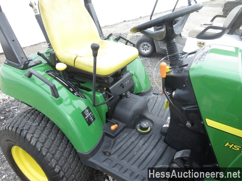 USED JOHN DEERE 2305 FARM TRACTOR EQUIPMENT #28156-6