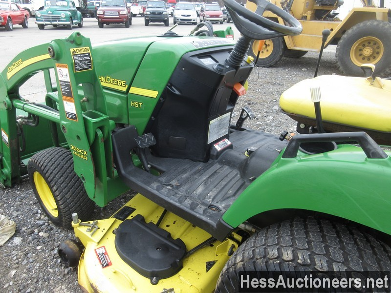 USED JOHN DEERE 2305 FARM TRACTOR EQUIPMENT #28156-8
