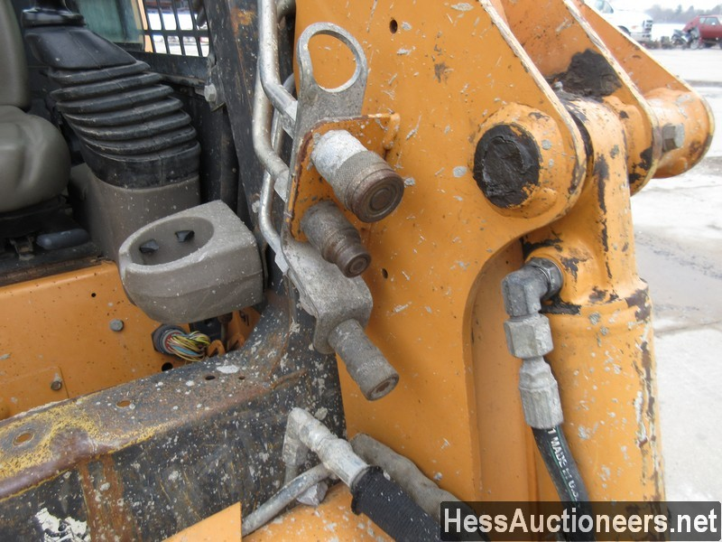 USED CASE 430 SKID LOADER EQUIPMENT #29731-11