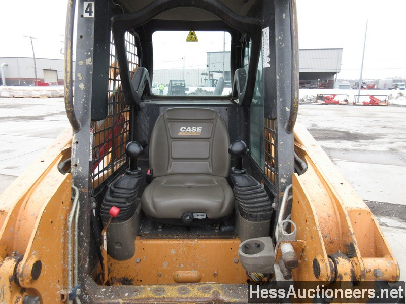 USED CASE 430 SKID LOADER EQUIPMENT #29731-5