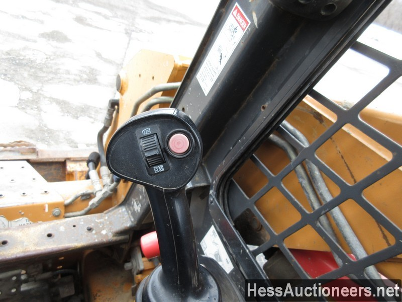 USED CASE 430 SKID LOADER EQUIPMENT #29731-9