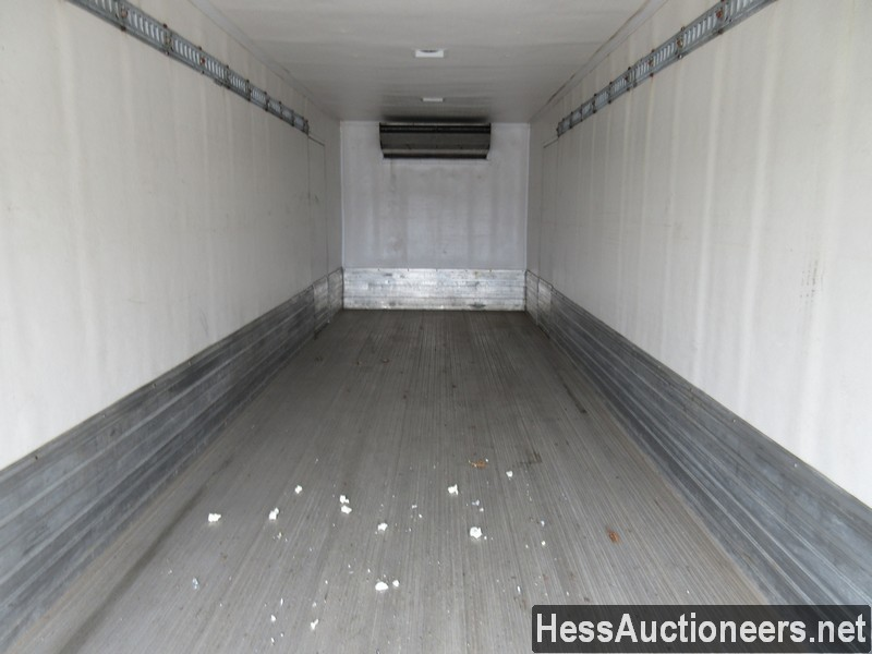 USED 2005 FREIGHTLINER M2 BUSINESS CLASS REEFER TRUCK TRAILER #30034-17
