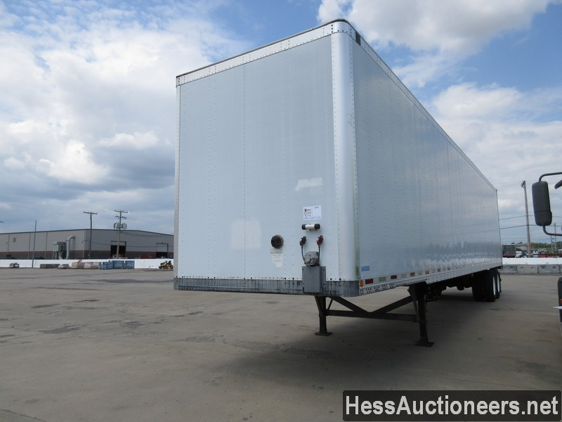 USED 2006 VANGUARD VAN TRAILER VAN TRAILER FOR SALE IN PA #30779
