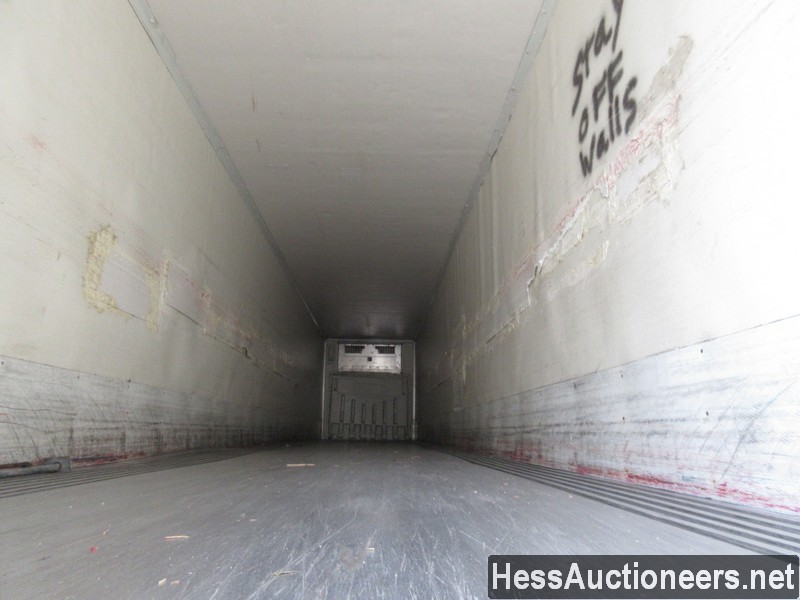 USED 2003 GREAT DANE 53' REEFER TRAILER #35345-11