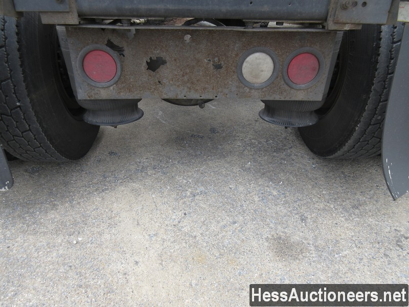 USED 2007 INTERNATIONAL 9400 I TANDEM AXLE SLEEPER TRAILER #35445-16
