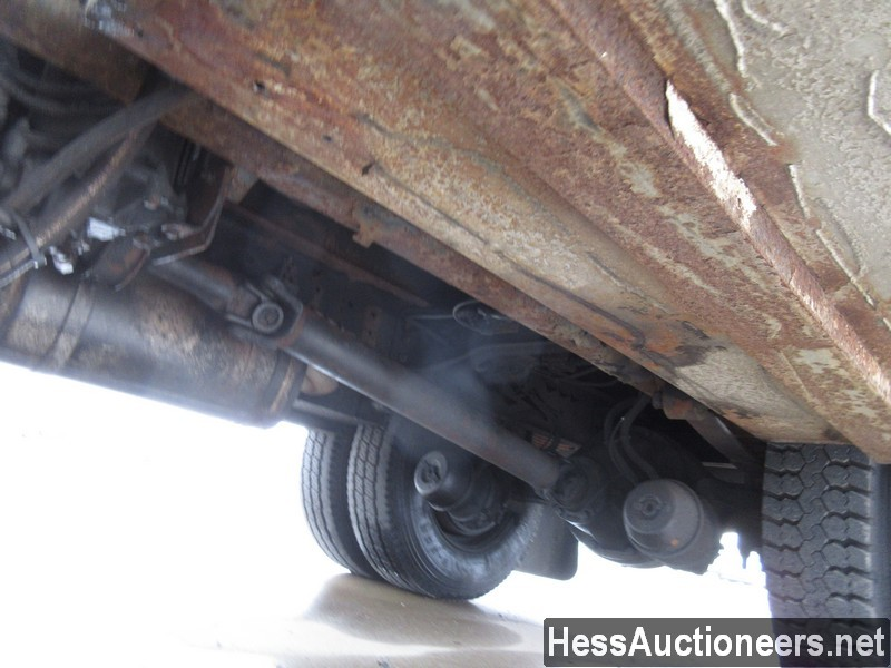 USED 2005 INTERNATIONAL 4300 SERVICE - UTILITY TRUCK TRAILER #35462-14