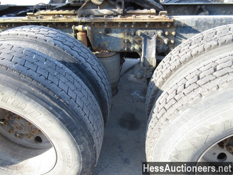 USED 2007 MACK CHN613 TANDEM AXLE DAYCAB TRAILER #35496-14