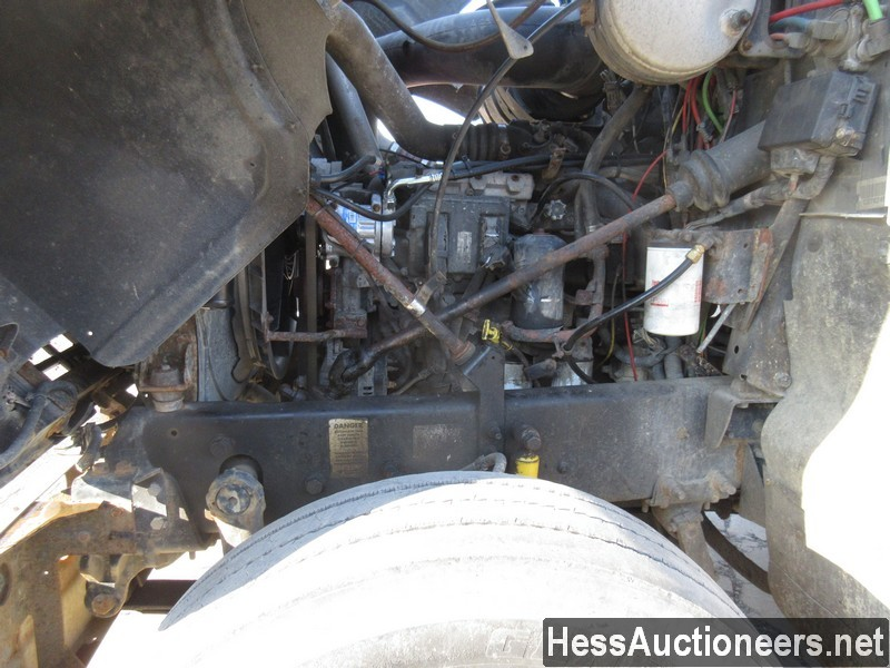 USED 2007 MACK CHN613 TANDEM AXLE DAYCAB TRAILER #35496-7