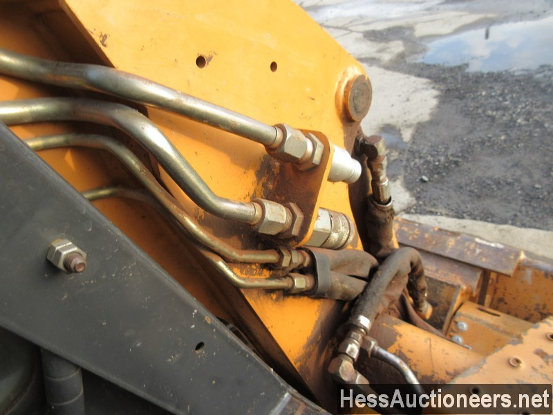 USED CASE 60XT SKID LOADER EQUIPMENT #36094-11