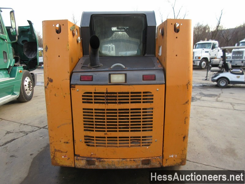 USED CASE 60XT SKID LOADER EQUIPMENT #36094-12