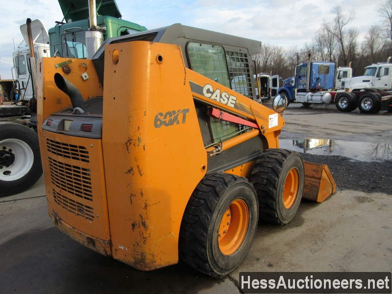 USED CASE 60XT SKID LOADER EQUIPMENT #36094-3