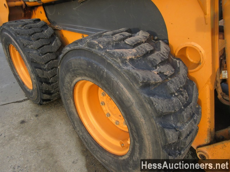 USED CASE 60XT SKID LOADER EQUIPMENT #36094-8