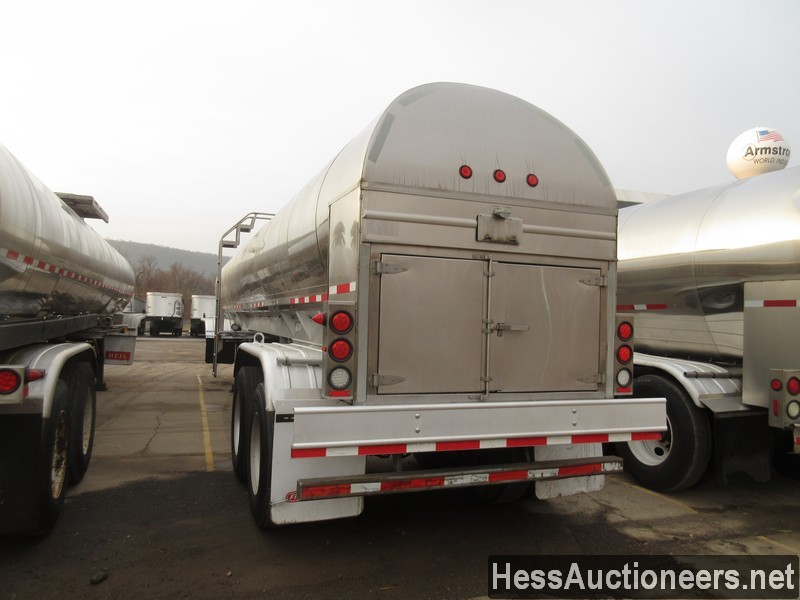 USED 2000 WALKER . TANK TRAILER #36173-4