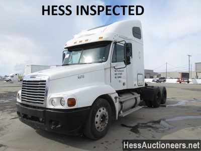 USED 2005 FREIGHTLINER CENTURY TANDEM AXLE SLEEPER TRAILER #36280