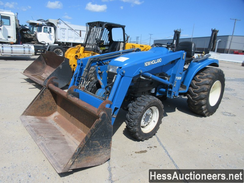 USED1998NEWHOLLANDT1630TRACTOR #37819-1