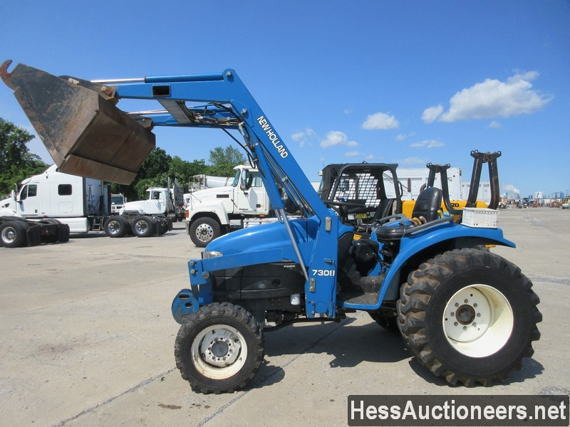 USED1998NEWHOLLANDT1630TRACTOR #37819-10