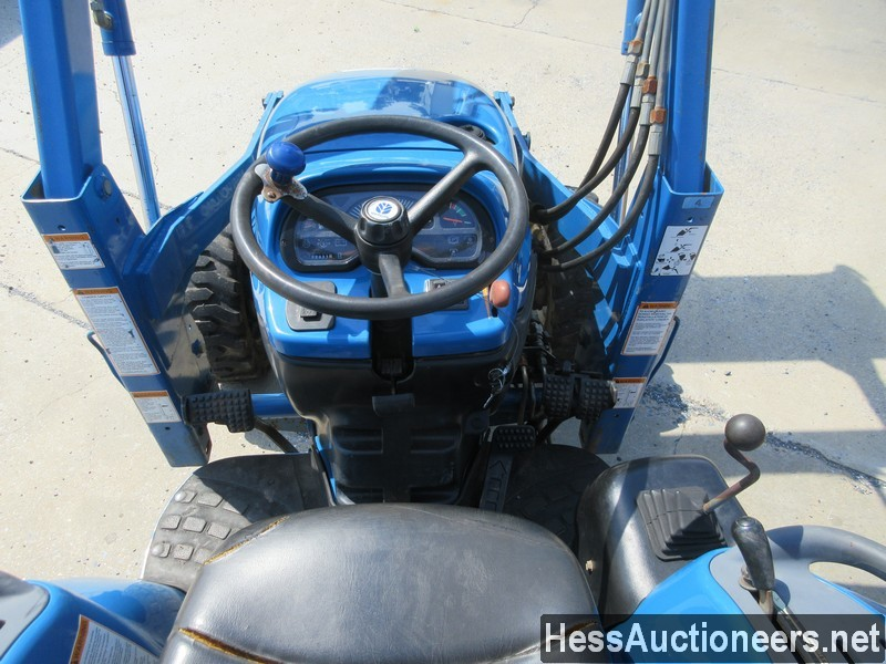 USED1998NEWHOLLANDT1630TRACTOR #37819-12